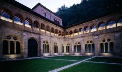 San Telmo museo cloister