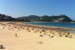 La Concha beach
