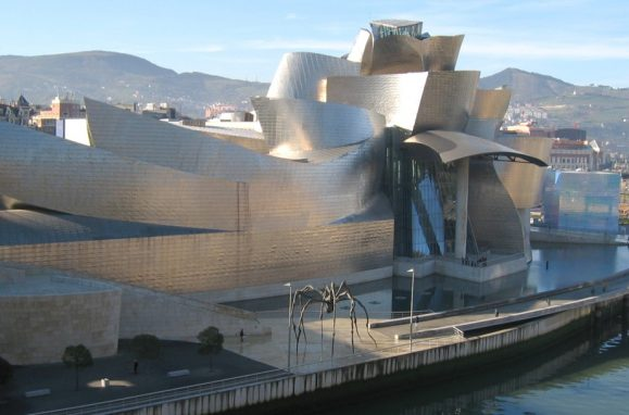 Bilbao Guggenheim tour