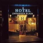L'hôtel Zaragoza