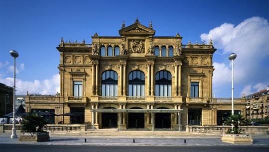 Le théâtre Victoria Eugenia