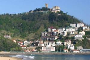 Mount igueldo San Sebastian