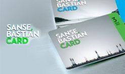 San Sebastian Card