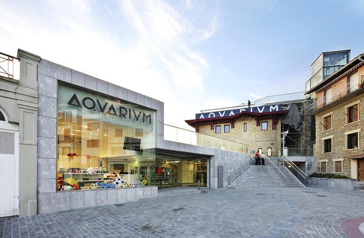 Aquarium de Donosti