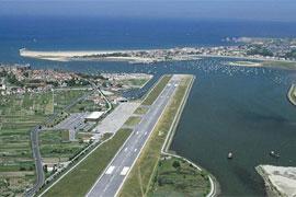 Aeropuerto de Fuenterrabía