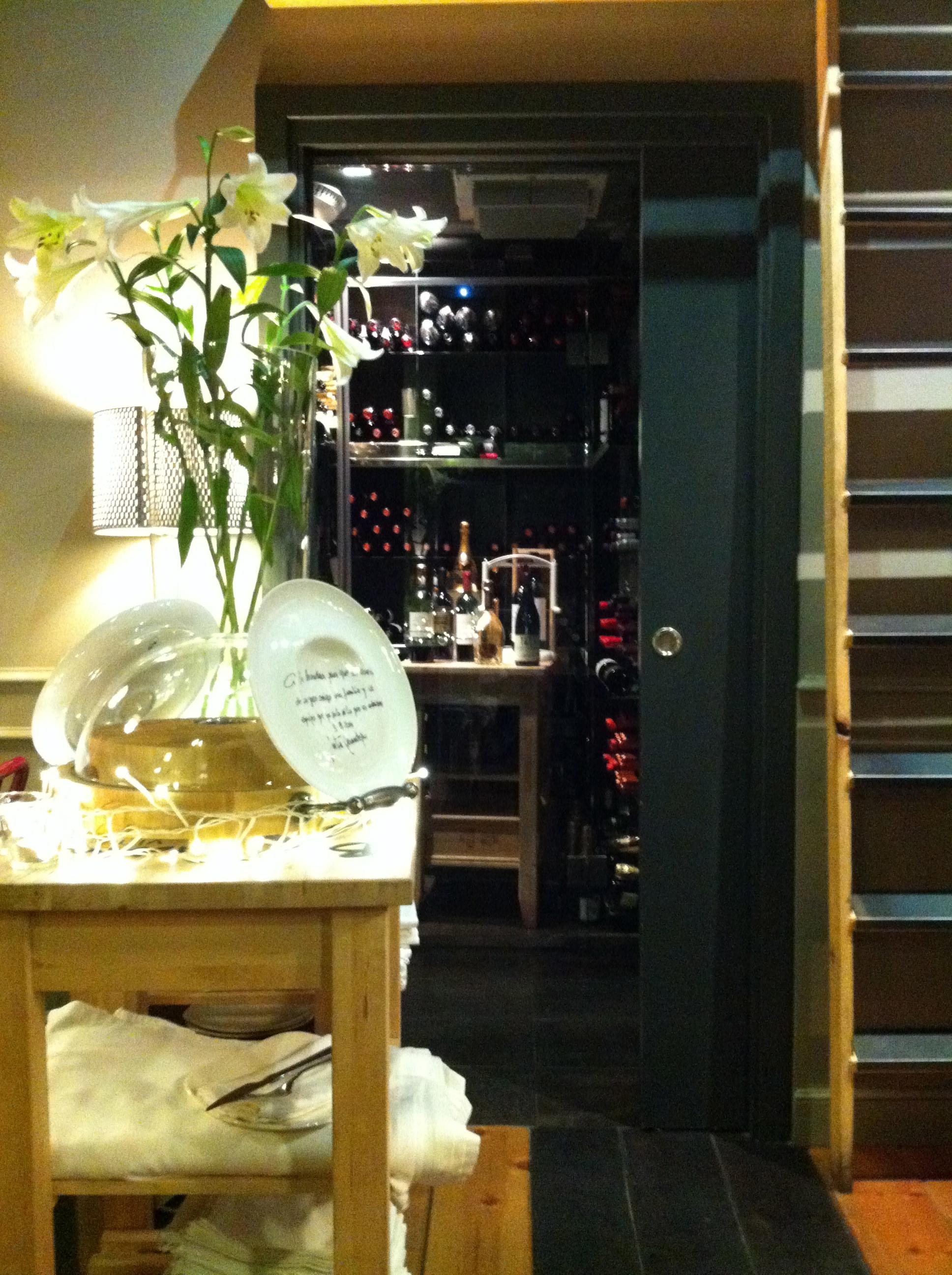 Vinoteca bernardina en el antiguo - Vinotecas en bilbao ...
