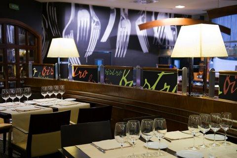 Restaurante Bistro hotel Amara Plaza