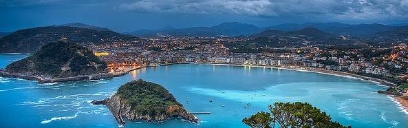 Mejores vistas San Sebastián