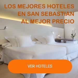 Hoteles en San Sebastian