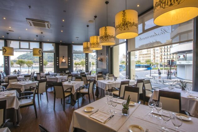 Restaurante Hotel de Londres