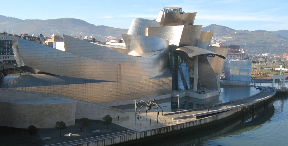Bilbao – Guggenheim Tour