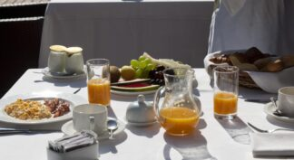 Breakfast Villa Soro
