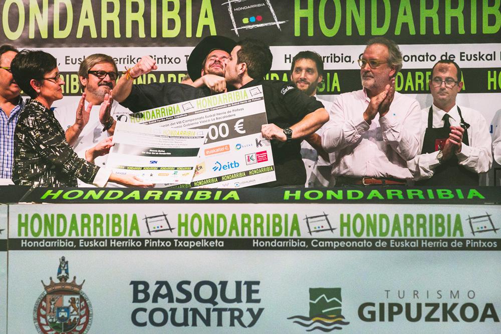 Euskal Herria Pintxo Championship