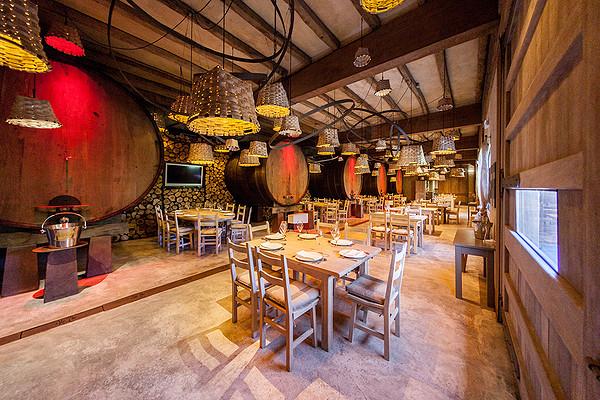 Eme Be Garrote Restaurant