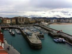 le port san sebastian