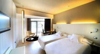 Habitación hotel Barceló