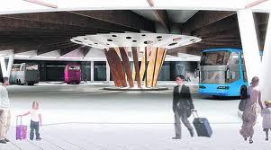 Estación intermodal en Riberas de Loiola