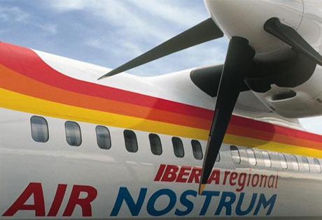 Hasta 11 vuelos diarios de Hondarribia a Madrid