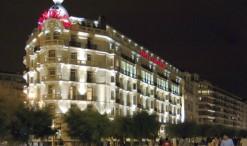 Reapertura del Hotel de Londres