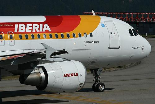 Incidente en el aeropuerto de Fuenterrabía