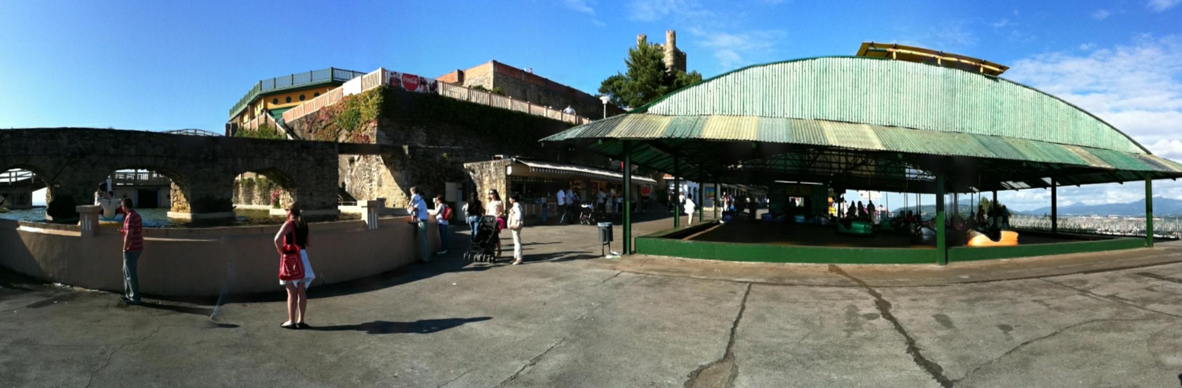 100 años del parque de atracciones del Monte Igueldo