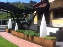 Restaurante Arroka Berri Hondarribia