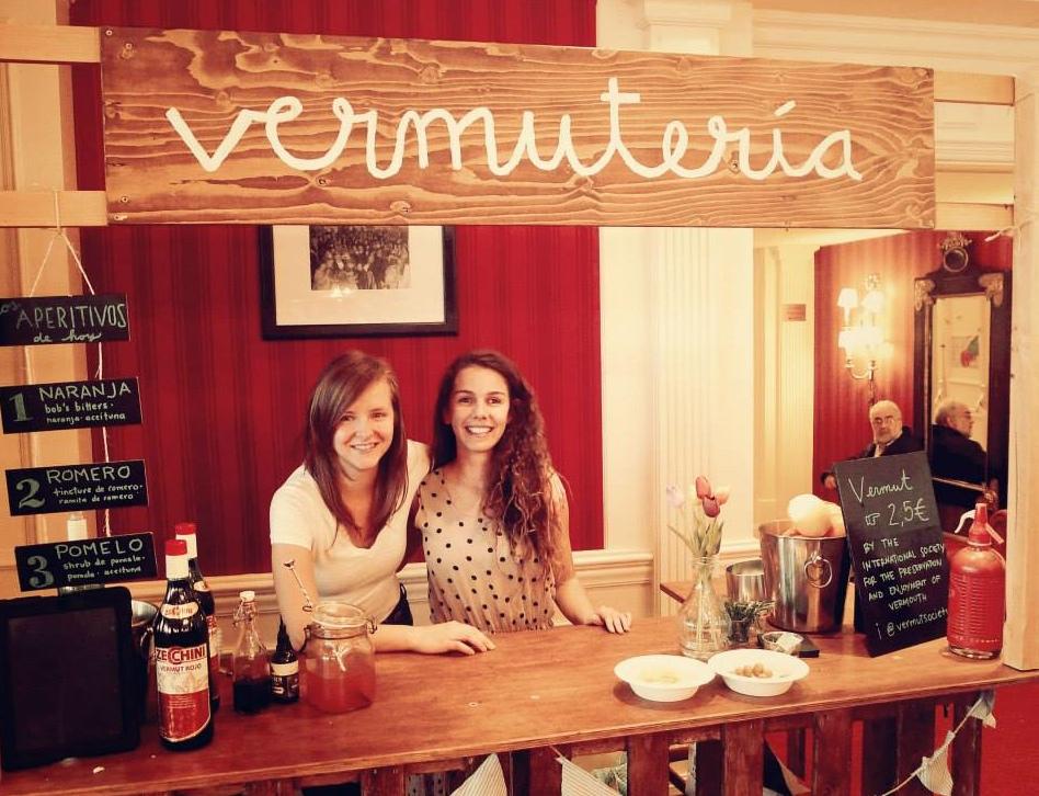 Pasión por el Vermut – Entrevista a Marti y Maite