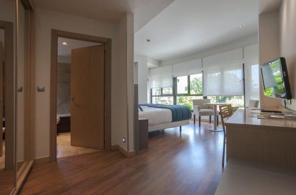 Análisis del hotel Codina